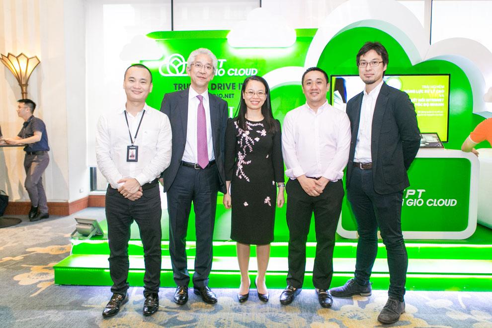 Dịch vụ FPT HI GIO CLOUD là sản phẩm hợp tác giữa FPT Telecom và Internet Initiative Japan (IIJ) Nhật Bản.