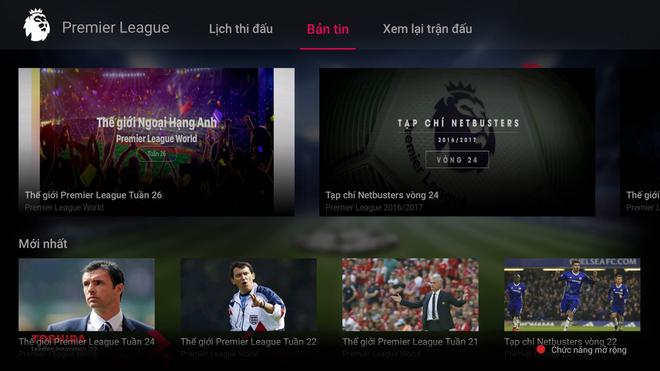 BoxOs 3 phát những trận bóng đá hàng đầu thế giới chuẩn HD