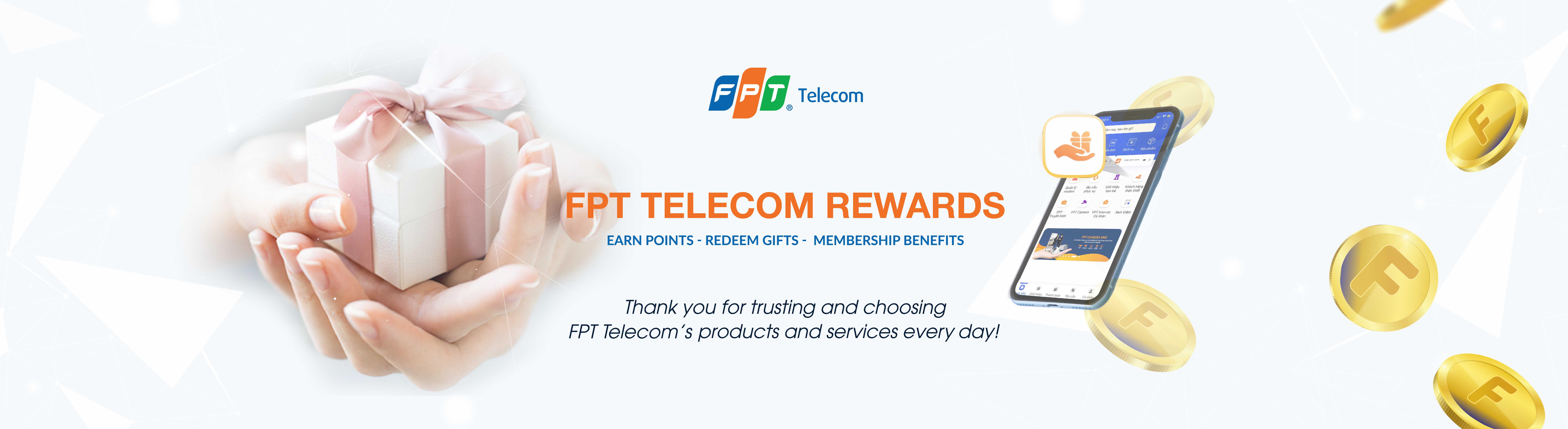 FPT Telecom Rewards