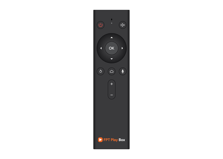 điều khiển giọng nói - voice remote fpt play box